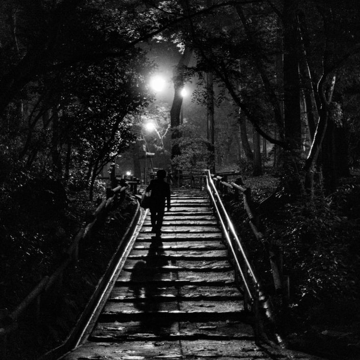 Nightly stairs