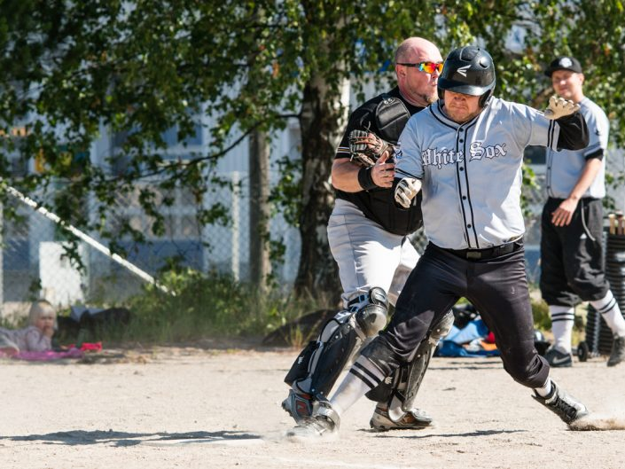 Turku Black Sox – Nokia White Sox